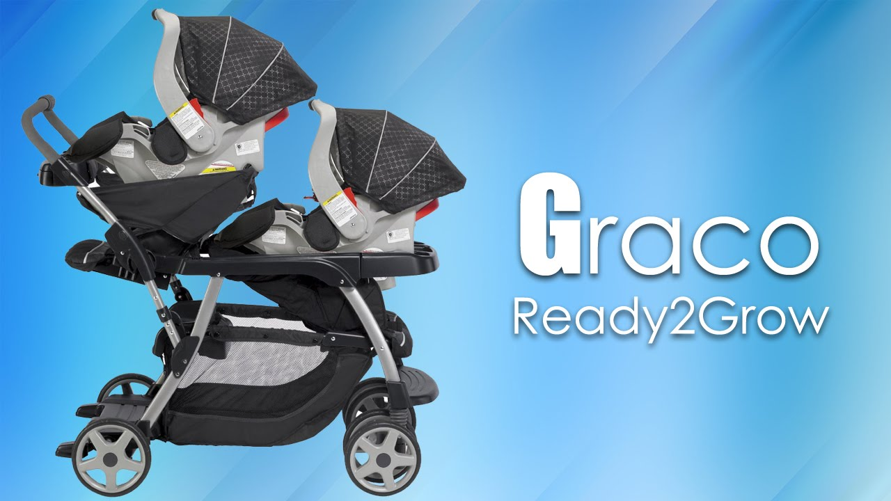 Graco Ready2Grow Classic Connect LX Stroller