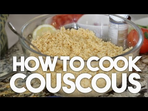 How you can Prepare Couscous Easy Couscous Cooking Instructions