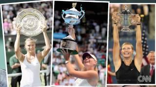 The story behind Sharapova