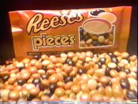 Introducing Reese's Pieces! commercial 1979 - YouTube