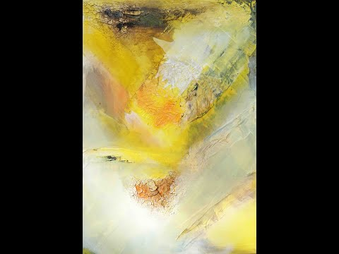 Ibiza 6 von Manuela Mordhorst Abstrakte Malerei