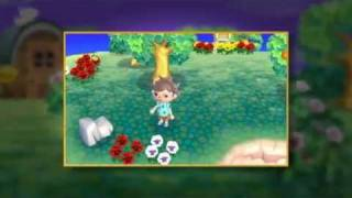 Animal Crossing 3DS Trailer From E3 2011