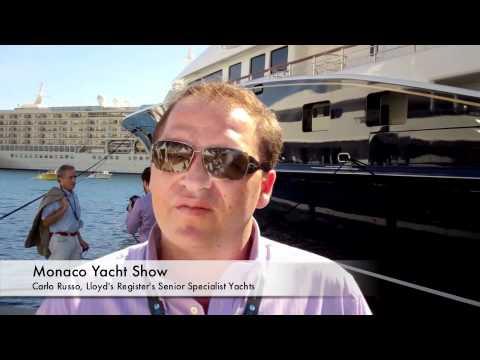 Lloyd's Register at the Monaco Yacht Show 2011