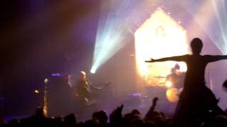 The Mission xxv show - Deliverance - Live @ Brixton Academy 22 October 2011