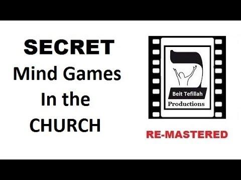 SECRET Mind Games In the CHURCH