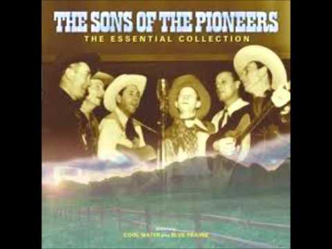 Sons Of Pioneers- Shifting Whispering Sands