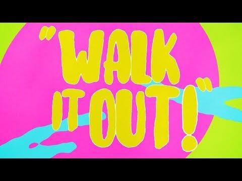 ROY PURDY  WALK IT OUT!