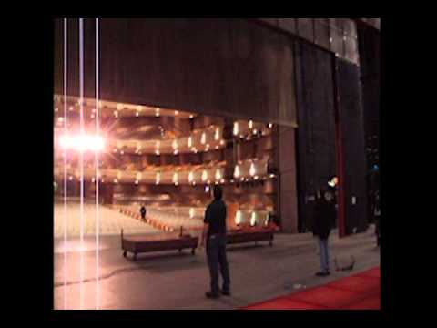 Testing the Fire Curtain - YouTube