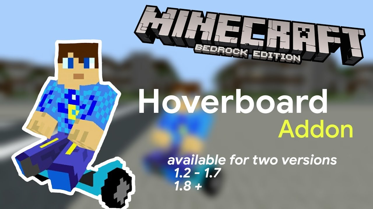 minecraft hoverboard mod 1.8