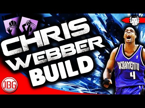 NBA 2K18 Chris Webber Archetype for MyCAREER - NBA 2K18 Tips by JackedBillGaming