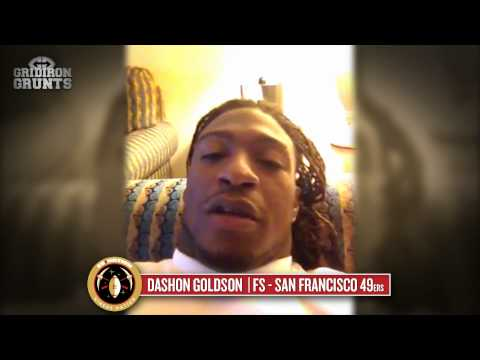 49ers Safety Dashon Goldson on Blown Calls by Replacement Refs