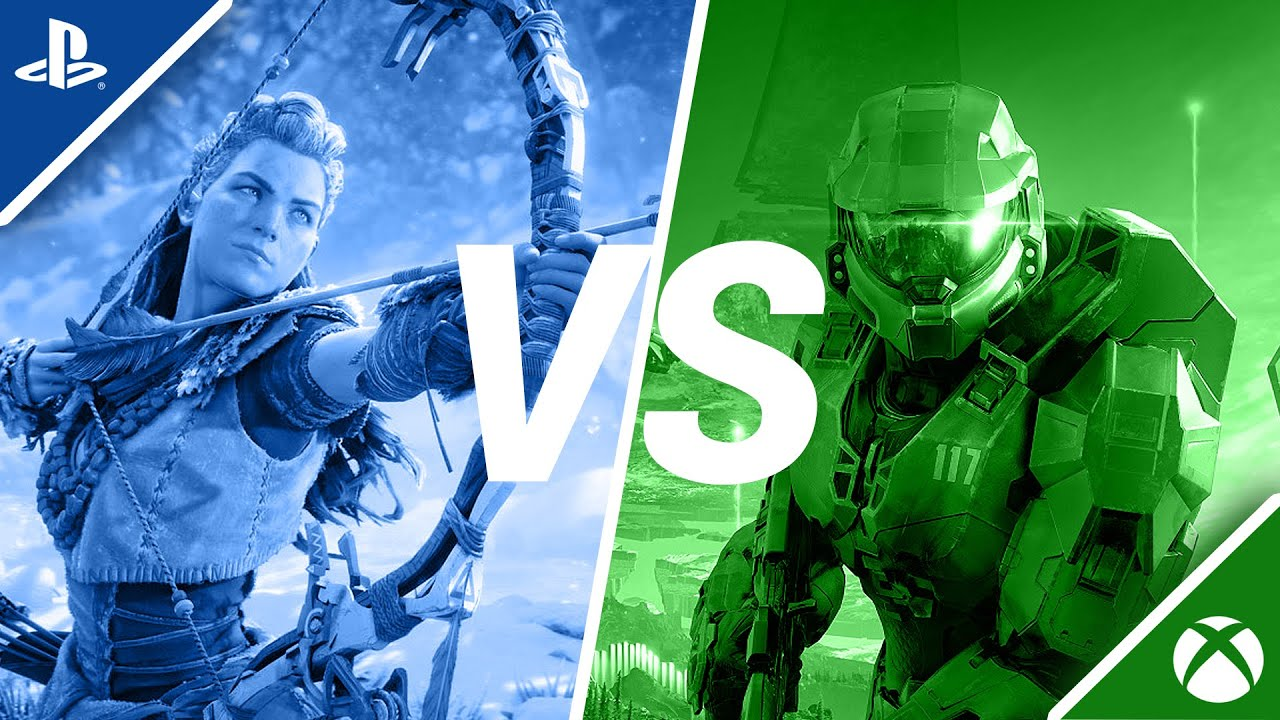 PS5 / PlayStation 5 VS XSX Xbox Series X - Which have a better games?