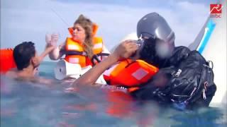 فيديو شاهد برنامج رامز قرش البحر الحلقة 20 العشرون - مها احمد