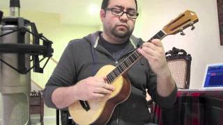 Tenors - ukulele comparison video