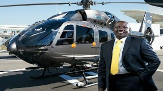 Ruto Buys Ksh1Billion Chopper Most EXPENSIVE in Kenya
