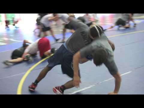 Pennsylvania Intensive Camp Hard Practice Video Log