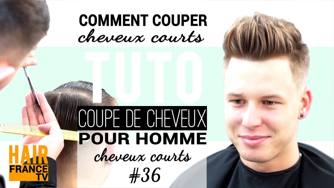 coupe de cheveux homme 2016 hair france tv youtube. Black Bedroom Furniture Sets. Home Design Ideas