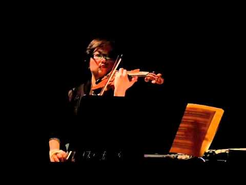 Hermeto Pascoal: Bebê, Arranged for Augmented Violin by Mari Kimura (2008, revised 2012)