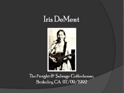 【TLRMC021】 Iris DeMent  07/09/1992