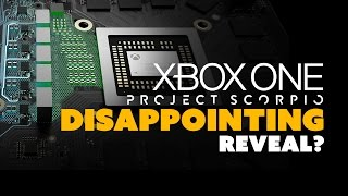 Xbox Scorpio Reveal: DISAPPOINTING or SAVING XBOX - The Know Game News