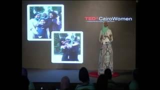 Closed Doors- الابواب المغلقة | Nahla El Nemr | TEDxCairoWomen