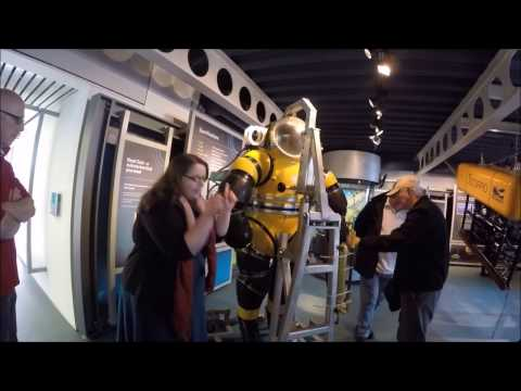 Saturday part two tour of Aberdeen's maritime museum (part one)