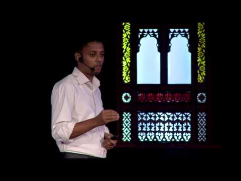 Dedication and internet connection can make you an inventor! | Riadh Bajandouh | TEDxMukalla
