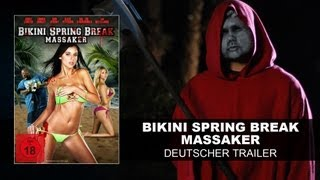 Bikini Spring Break Massaker (Deutscher Trailer) || KSM