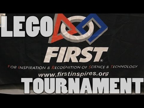 First LEGO League Tournament - Polk State College
