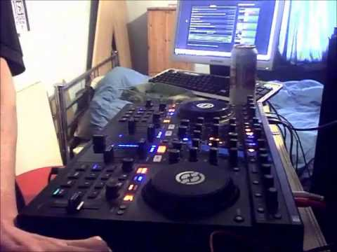 Liquid Jump up Drum And Bass 2hr mix on the traktor kontrol s4 by Mr.Legacy