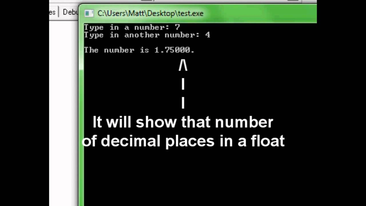 C Programming With Taking1n1 How To Show A Specific Number Of Decimal Places
