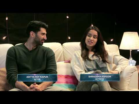 Aditya Roy Kapoor/ Shraddha Kapoor on learning from marriage of Vidya Balan and Siddharth Roy Kapoor