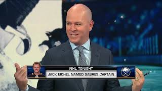 NHL Tonight  Eichel and Dahlin  Looking at Sabres young stars Eichel and Dahlin  Oct 4,  2018