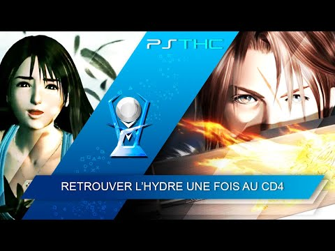 Final Fantasy VIII Remastered - Find Hydre Once At CD4 | Retrouver L'hydre Une Fois Au CD4