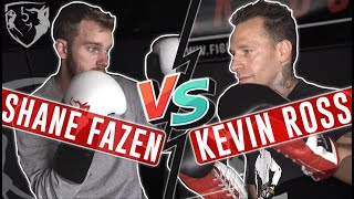 Shane Fazen vs Kevin Ross (Sparring & Discussion)