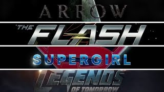 Arrowverse - All Title Cards