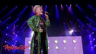 P!nk - Hustle (Rock In Rio 2019)