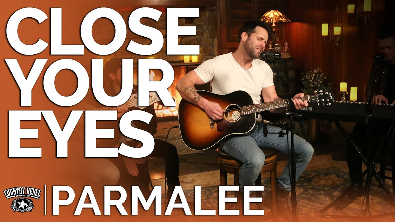 Parmalee - Close Your Eyes (Acoustic) // Fireside Sessions