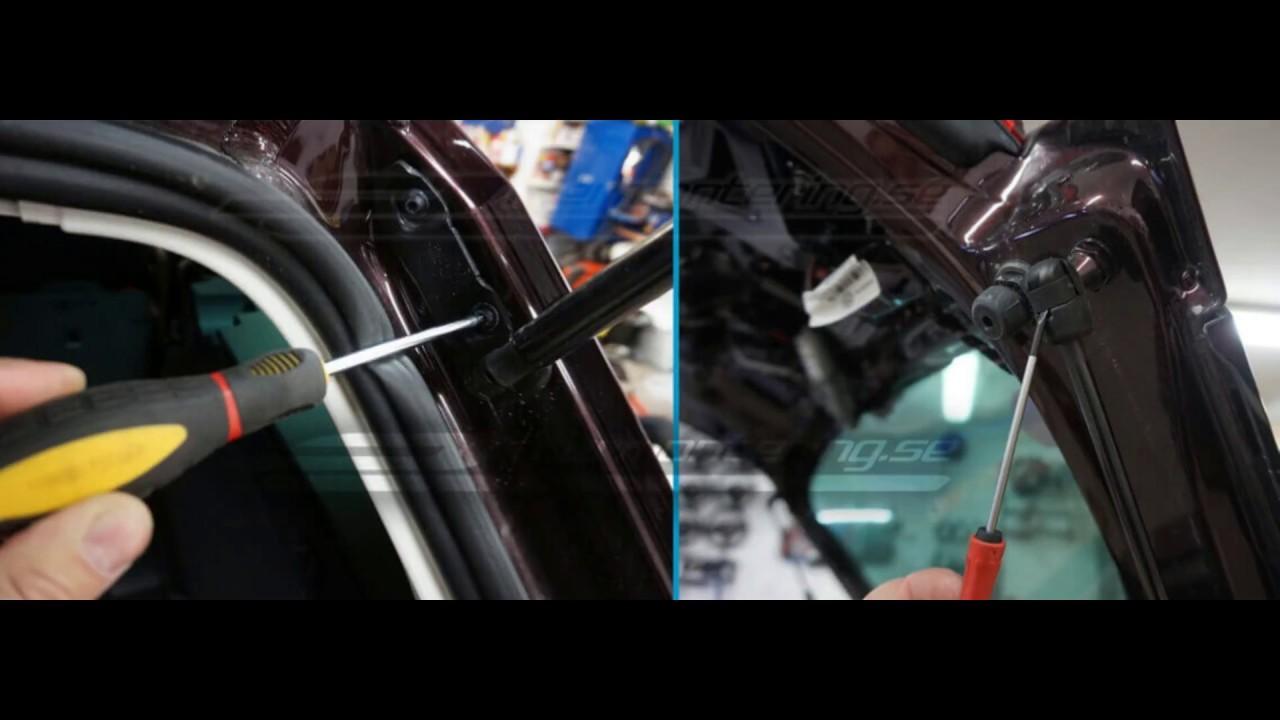 Vw Passat B8 Electric Hatch El Baklucka Installation Youtube 2008 Volkswagen Fuse Box