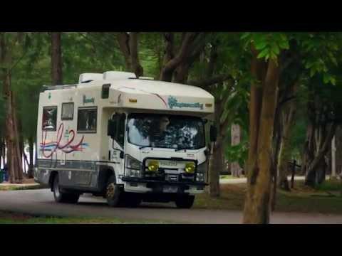Explore TV Thailand - Campervan Thailand
