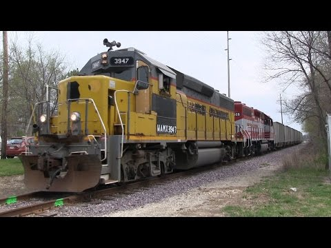 The WAMX Sisters On WSOR L469 With Lycon MTs Oregon To Madison 4/20/2016