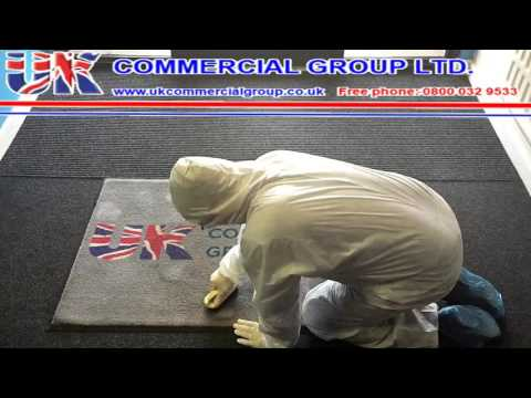 How To Clean A Carpet By UK Commercial Group