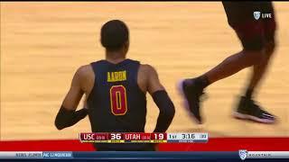 Men 39 s Basketball USC 74 Utah 58 Highlights