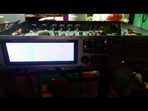 DBX DriveRack 480 error