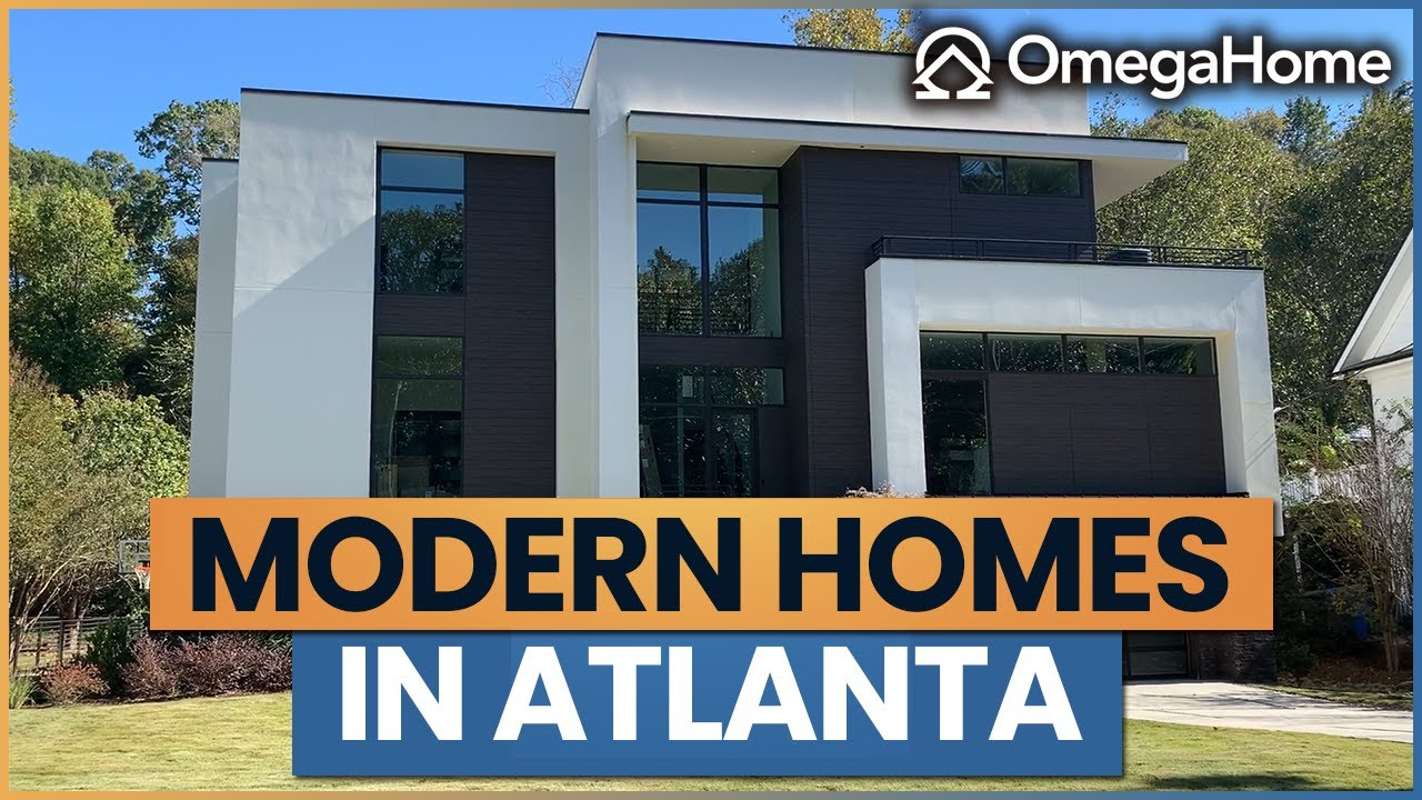 Modern Homes for Sale in Atlanta   Contemporary Real Estate