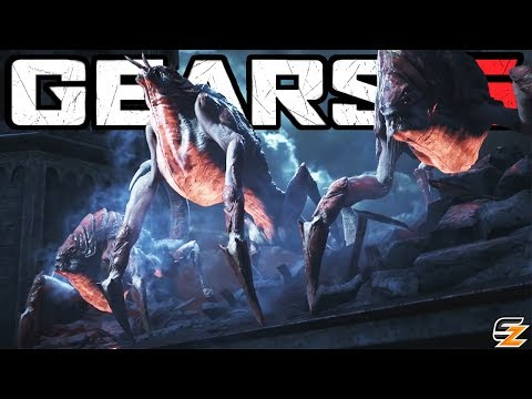 Gears of War 5 - Swarm Origins! Locust Imulsion Experiments!? (Gears 5 Discussion)