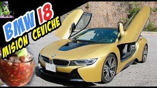 BMW i8 Misión Ceviche    Frankymostro