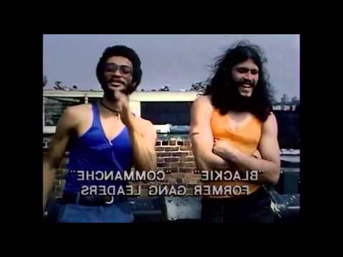 NYC Gangs of the late '70s documentary (WARRIORS fans take note)