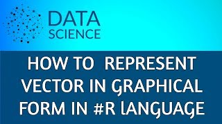 Plot Vector in Graphical Form | R Language