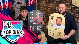 FIFA 19 Marquee Mondays   Lasty vs Wolfy  The Manchester Derby   Top Bins